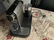 Krups Nespresso Citiz & Milk XN 730T Kapselmaschiene