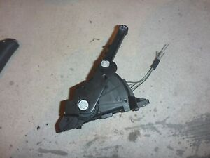 Accelleratore pedale Renault Clio II 8200699691 Seconda serie (2) Gas Pedal