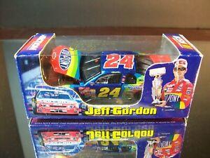 Jeff Gordon #24 Dupont Winston No Bull Winner Brickyard 400 1998 Chevrolet M.C.