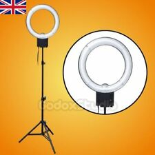 Fotoconic Studio 40W 5400K Fluorescent Ring Light with 90cm Stand Photo Video UK