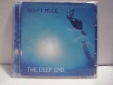The Deep End, Vol. 1 by Gov't Mule (CD, Oct-2001, ATO (USA)) L N