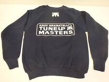 Vintage Andy Granatelli's TuneUp Masters Drag Indy Racing NOS Sweatshirt 70's M