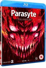 Parasyte the Maxim: Collection 2 Blu-Ray (2016) Kenichi Shimizu cert 15 3 discs