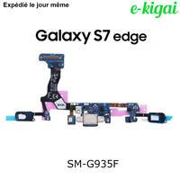DOCK Connecteur de CHARGE GALAXY S7 EDGE pour SAMSUNG SM-G935F Port USB nappe