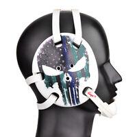 Green Camo Headgear Digital Printing Art