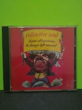 Collective Soul - Hints Allegations and Things Left Unsaid - (CD)