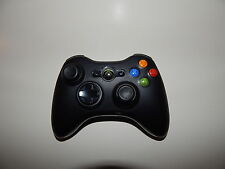 orig. XBox 360 Wireless Controller komplett schwarz Xbox