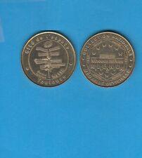 Haute-GaronneTOULOUSE Cité de l' Espace Station Mir 2001 Médaille Monnaie  Paris