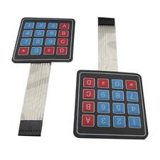 New 16Key 4x4 Membrane Switch Keypad 4*4 Array Matrix keyboard for arduino car