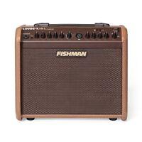 "Fishman Loudbox Mini Charge Acoustic Guitar/Vocal Amplifier Amp 60-Watt 1x6.5"""