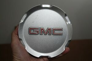 2010 - 2015 GMC Terrain Silver OEM Center Cap Hubcap Hub Cap P/N 9597973