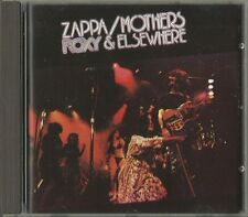 Zappa / Mothers - Roxy & Elsewhere - CDZAP 39 - 1st pressing France 1992