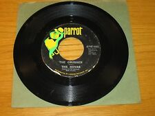 "60s GARAGE 45 RPM - THE NOVAS - PARROT 45005 - ""THE CRUSHER"" + ""TAKE 7"""