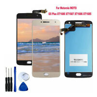 5.2'' For Motorola Moto G5 PLUS LCD Display Touch Screen Digitizer Assembly R1US
