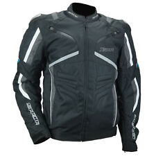 SPADA Motorcycle Textile Jacket X-sport WP Black/grey/white 551749 XXL