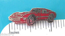 Chevrolet Corvette Stingray -  hat pin , lapel pin , tie tac , hatpin GIFT BOXED