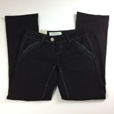 BKE Womans Jeans Size 25R Mollie Bootcut Black Stretch