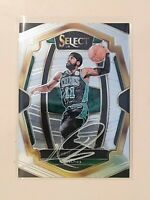 Kyrie Irving Hand Signed Boston Celtics Basketball Card