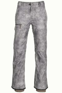 686 Men's VICE Shell Snow 2019 Pants - Charcoal Wash - Large - NWT - LAST ONE