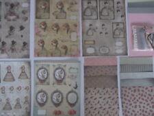 Santoro Mirabelle Die Cut Decoupage Cardmaking Kit - Makes 10 Cards