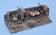 Aires 1/48 Messerschmitt Bf110G Cockpit Set for Revell Monogram kit # 4057