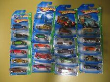 Hotwheels Treasure Hunts 2006, 2007, 2008 and 2009 YOU PICK
