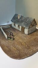 28mm - ME111 FARMHOUSE  COMPLEX WITH SLATE ROOF - BATTLEFIELD BUILDINGS
