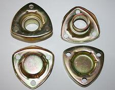 PORSCHE 911 912 930 914 FRONT AXLE SWAY BAR STABILIZER MOUNT KIT NEW 4 Pieces