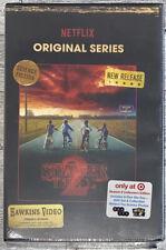 Stranger Things Season 2 Collectors Edition • VHS Retro Packaging [Blu-Ray+DVD]