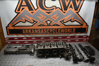 FF9 CYLINDER HEAD W CAMS VALVES ETC 98 HONDA CBR600 CBR 600 F3 FREE US SHIP