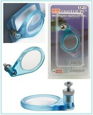 Donegan 2.5x Magnifier OptiLoupe Attachable Monocular Glass Lens for OptiVisor
