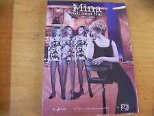 MINA GLI ANNI RAI 1967-1968  N 5  DVD SIGILLATO  RARO  REPUBLICA-L'ESPRESSO