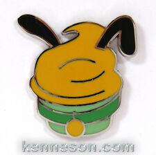 Disney Pin Cupcake Pluto