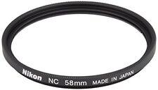 Nikon NC / 58 Filtre Protecteur chromatiquement neutre