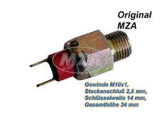 MZ/MuZ Bremslichtschalter hydraulisch Druckschalter 23/020/0 EUROSWITCH MOTORRAD