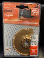 New Listingnew Fein Grout Starlock 63502118210