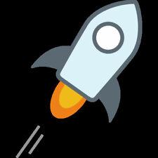 25 xlm Stellar Lumen, UK seller, like Bitcoin, 1000% increase in a few weeks.