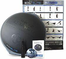 BOSU Elite by WeckMethod Balance Exercise Trainer Ball Power Zone & Power Line