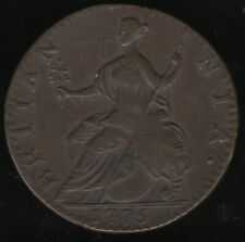 More details for 1775 george iii contemporary counterfeit halfpenny coin   pennies2pounds