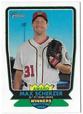 2017 TOPPS HERITAGE HIGH NUMBER - AWARD WINNERS - MAX SCHERZER (#AW-2)