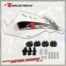 PARAMANI RACETECH GLADIATOR EASY RTECH CROSS ENDURO MOTARD BIANCO + KIT MONTAGGI