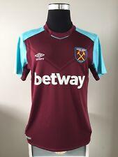 West Ham United Home Football Shirt Jersey 2017/18 (L)