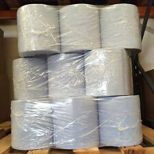 18 x Blue Centrefeed Centre Feed Cento Rolls 150m Roll 3 Packs Of 6 Paper Towel