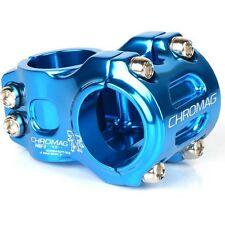 Chromag HiFi vástago 40mm X 31.8mm Bicicleta de Montaña MTB Freeride Azul