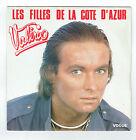 VALERIO Vinyle 45T FILLES DE LA COTE D'AZUR -POURQUOI PLEURER - VOGUE 108-102137