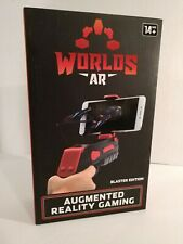 Worlds AR Blaster Edition Augmented Reality Gaming for iPhone4s/iPod5/Android4.3