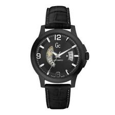 Guess Collection Classica Automatic Grey Dial Stainless Steel Men's Watch - X840