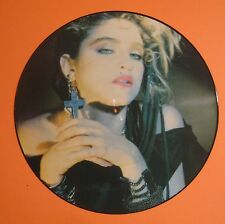 "RARE MADONNA HOLIDAY ORIG.1985 12""VINYL RECORD LP PICTURE DISC LIMITED EDITION"