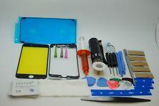 FASCIO di riparazione anteriore dello schermo, telaio, LOCA, acqua guarnizione adesiva Iphone 7 Plus Nero
