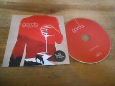 CD Indie Garda - A Heart Of A Pro (10 Song) Promo K&F HOMETOWN CARAVAN cb